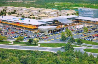 מרכז מסחרי במונטנגרו AVENUE- M
